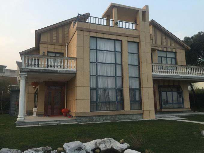 上海汾湖别墅区