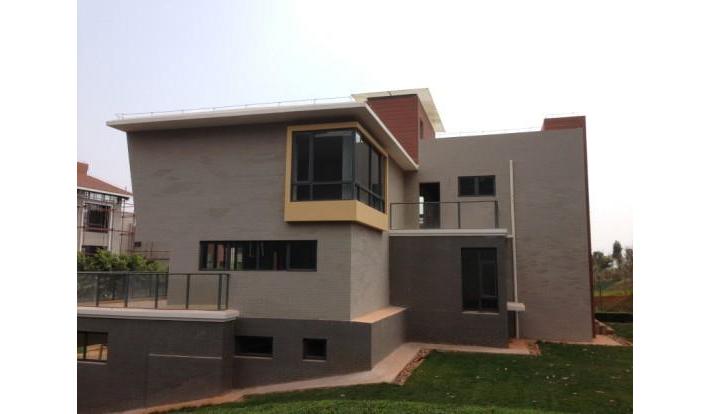 云南高级别墅群_软瓷|软石材|外墙砖—欧诺创能新材料