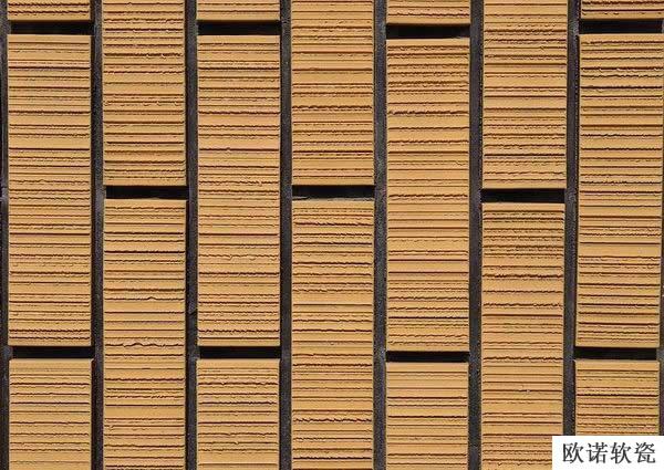 外墙砖完工效果图推荐欣赏 楼房的完美外高清图片
