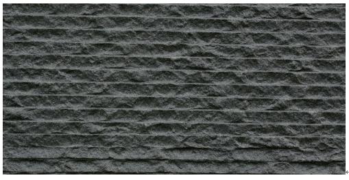 典雅的木纹造型,仿佛置身世外桃源的空旷和宁静   柔性·陶板